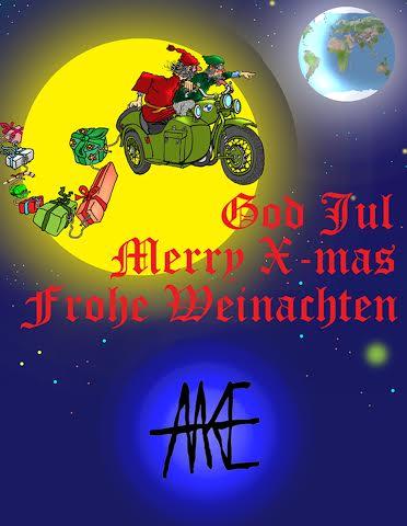 sidvagns(h)jul